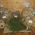 Gewinner Paket gestiftet vom Hasenhaus im Odenwald